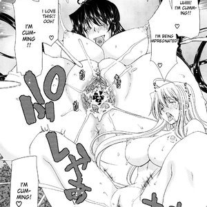 Aaan Megami-sama PornComix Hentai Manga 200