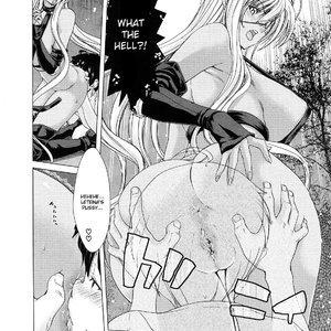 Aaan Megami-sama PornComix Hentai Manga 203