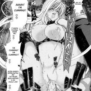 Aaan Megami-sama PornComix Hentai Manga 216