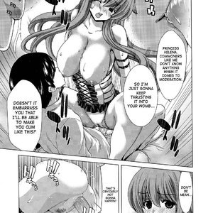 Hakuchuumu - Niku Ni Otsu Porn Comic Hentai Manga 022