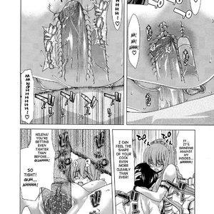 Hakuchuumu - Niku Ni Otsu Porn Comic Hentai Manga 025