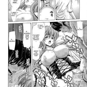 Hakuchuumu - Niku Ni Otsu Porn Comic Hentai Manga 027