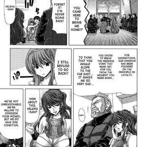 Hakuchuumu - Niku Ni Otsu Porn Comic Hentai Manga 032