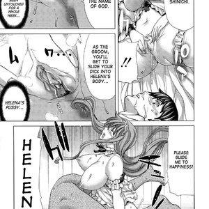 Hakuchuumu - Niku Ni Otsu Porn Comic Hentai Manga 040