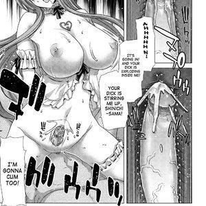 Hakuchuumu - Niku Ni Otsu Porn Comic Hentai Manga 046