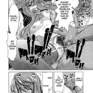 Hakuchuumu - Niku Ni Otsu Porn Comic Hentai Manga 069
