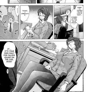 Hakuchuumu - Niku Ni Otsu Porn Comic Hentai Manga 074