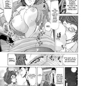 Hakuchuumu - Niku Ni Otsu Porn Comic Hentai Manga 080