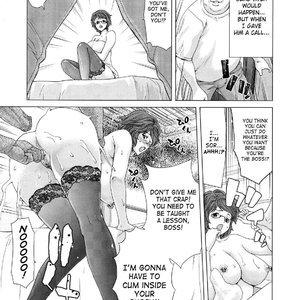 Hakuchuumu - Niku Ni Otsu Porn Comic Hentai Manga 082