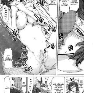 Hakuchuumu - Niku Ni Otsu Porn Comic Hentai Manga 086