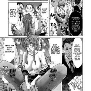Hakuchuumu - Niku Ni Otsu Porn Comic Hentai Manga 096