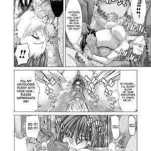 Hakuchuumu - Niku Ni Otsu Porn Comic Hentai Manga 107
