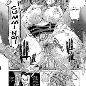 Hakuchuumu - Niku Ni Otsu Porn Comic Hentai Manga 108