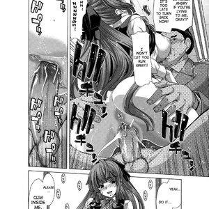 Hakuchuumu - Niku Ni Otsu Porn Comic Hentai Manga 123