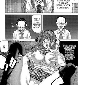 Hakuchuumu - Niku Ni Otsu Porn Comic Hentai Manga 146