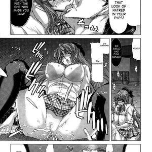 Hakuchuumu - Niku Ni Otsu Porn Comic Hentai Manga 154