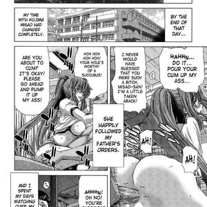 Hakuchuumu - Niku Ni Otsu Porn Comic Hentai Manga 171