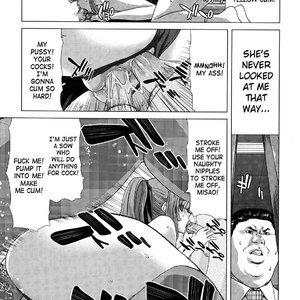 Hakuchuumu - Niku Ni Otsu Porn Comic Hentai Manga 176