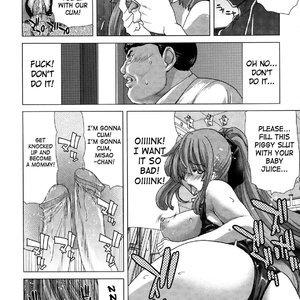 Hakuchuumu - Niku Ni Otsu Porn Comic Hentai Manga 177