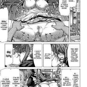 Hakuchuumu - Niku Ni Otsu Porn Comic Hentai Manga 180