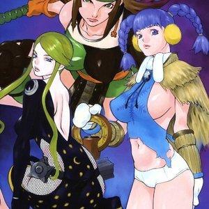 Kaitaiya - BASARA Porn Comic Hentai Manga 042