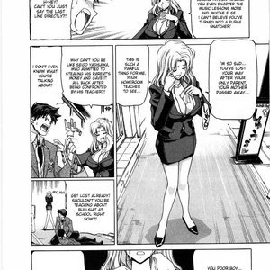 Ryoko The Scandal Teacher Cartoon Comic Hentai Manga 004