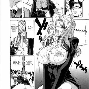 Ryoko The Scandal Teacher Cartoon Comic Hentai Manga 014