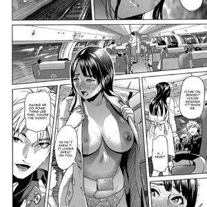 Juicy PornComix Hentai Manga 010