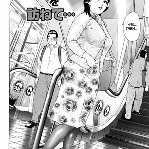 Katekyoto With A Private Teacher Story PornComix Hentai Manga 007