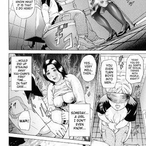 Katekyoto With A Private Teacher Story PornComix Hentai Manga 011