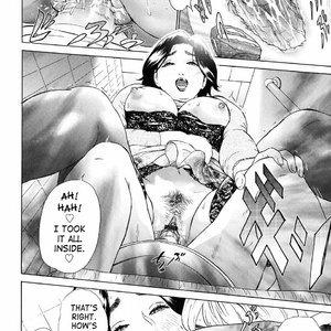 Katekyoto With A Private Teacher Story PornComix Hentai Manga 017