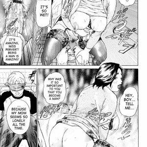 Katekyoto With A Private Teacher Story PornComix Hentai Manga 018