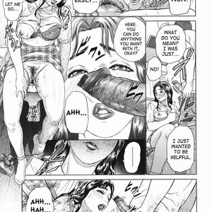Katekyoto With A Private Teacher Story PornComix Hentai Manga 032