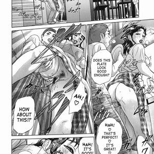 Katekyoto With A Private Teacher Story PornComix Hentai Manga 043