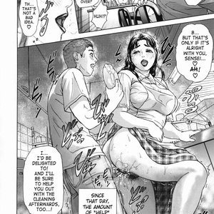 Katekyoto With A Private Teacher Story PornComix Hentai Manga 045