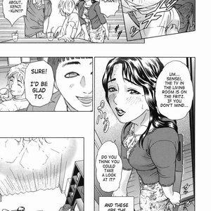 Katekyoto With A Private Teacher Story PornComix Hentai Manga 050