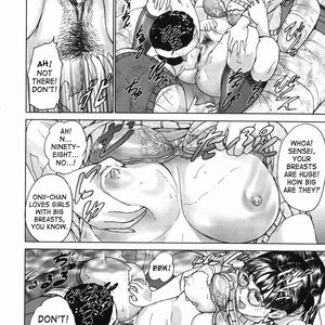 Katekyoto With A Private Teacher Story PornComix Hentai Manga 072