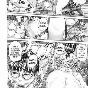 Katekyoto With A Private Teacher Story PornComix Hentai Manga 080