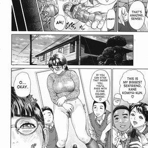 Katekyoto With A Private Teacher Story PornComix Hentai Manga 082