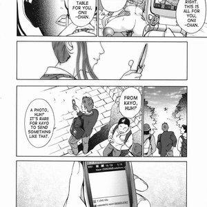 Katekyoto With A Private Teacher Story PornComix Hentai Manga 086