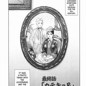Katekyoto With A Private Teacher Story PornComix Hentai Manga 087