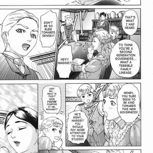 Katekyoto With A Private Teacher Story PornComix Hentai Manga 089