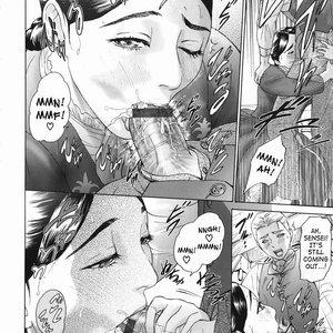Katekyoto With A Private Teacher Story PornComix Hentai Manga 094