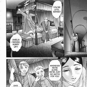 Katekyoto With A Private Teacher Story PornComix Hentai Manga 096