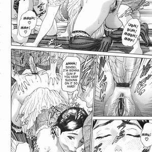 Katekyoto With A Private Teacher Story PornComix Hentai Manga 100