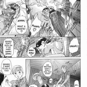 Katekyoto With A Private Teacher Story PornComix Hentai Manga 101