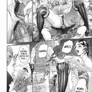 Katekyoto With A Private Teacher Story PornComix Hentai Manga 102