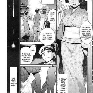 Ano Natsu Omoide no Umi Cartoon Porn Comic