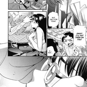 Megane no Megami Cartoon Porn Comic Hentai Manga 012