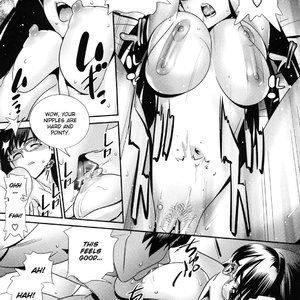 Megane no Megami Cartoon Porn Comic Hentai Manga 019